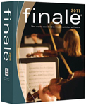 """eMedia 2011 The Finale Notation Series Disk Brand New, Product # MM00199 The eMedia 2011 The Finale Notation Series software lets you compose, arrange, notate, and print engraver-quality sheet music"